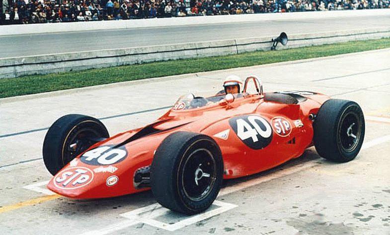 Indianapolis 500 1967 & 1968