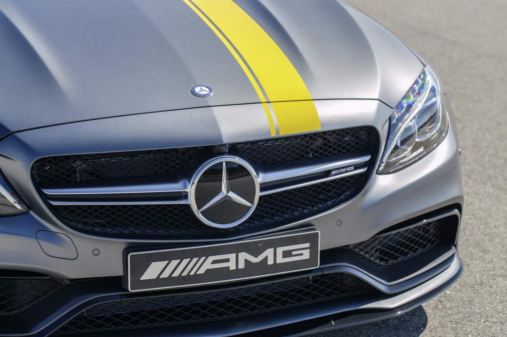 C63 AMG Edition 1 Front Grille