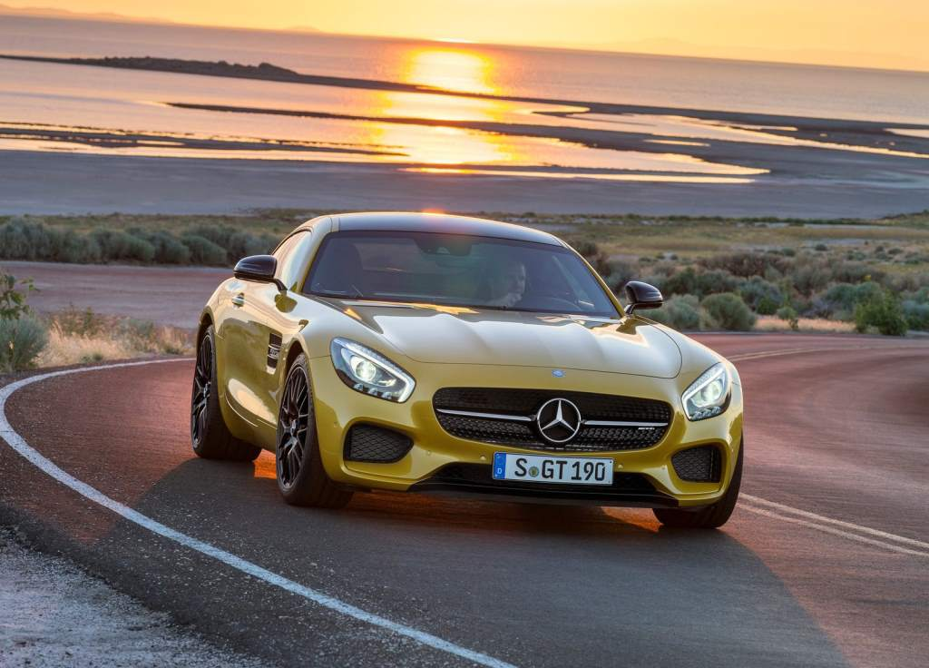 The Mercedes AMG GT S Is A Sports Car Made In Heaven To Be Driven