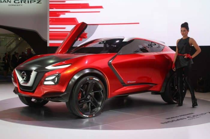 The Nissan Gripz Concept Could Mark A Huge Disturbance In Force