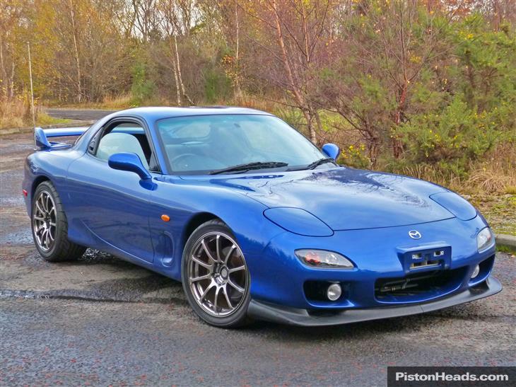 1999 Mazda RX7 RX-7