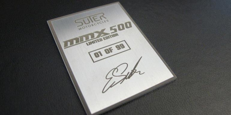 Suter MMX 500 4