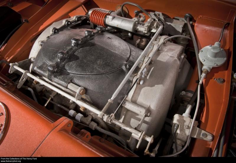 Chrysler Turbine Car Engine