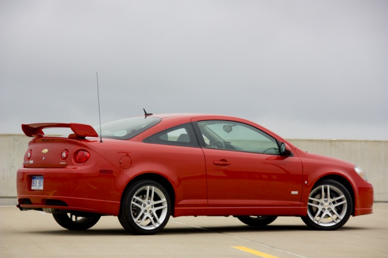 Chevy Cobalt - Faster Chevelle?