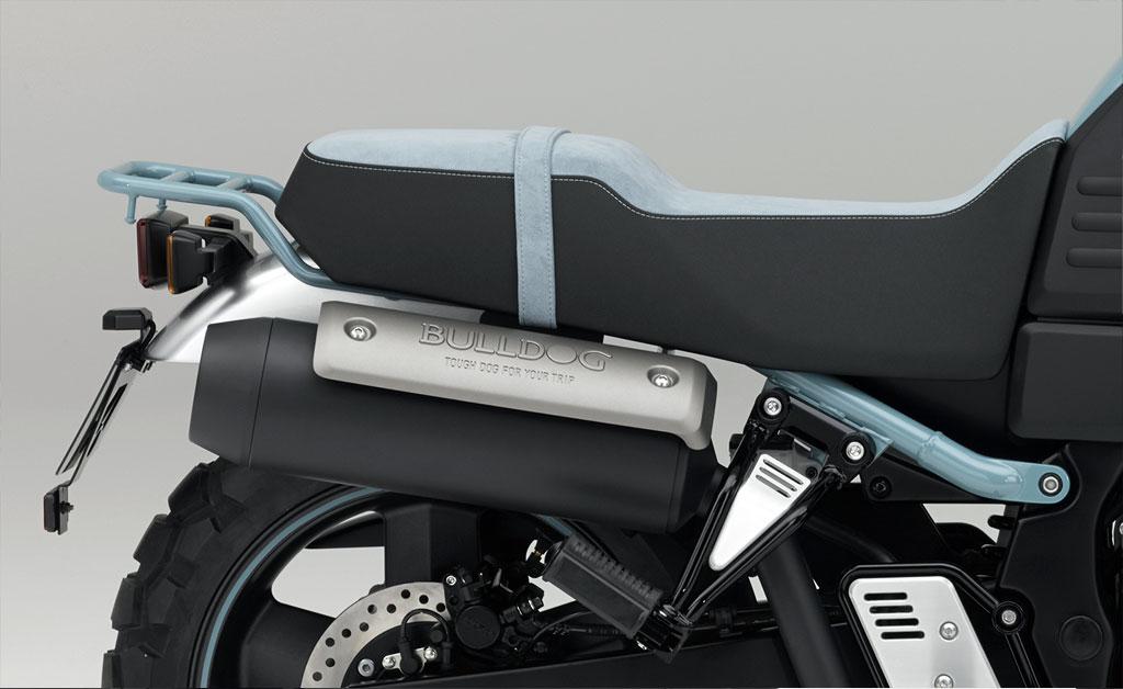 Honda Bulldog 4