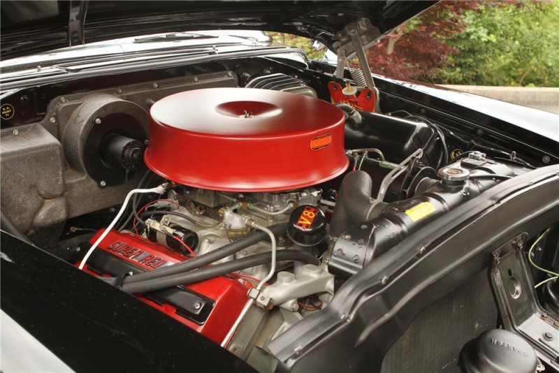 Dodge Hemi Motor