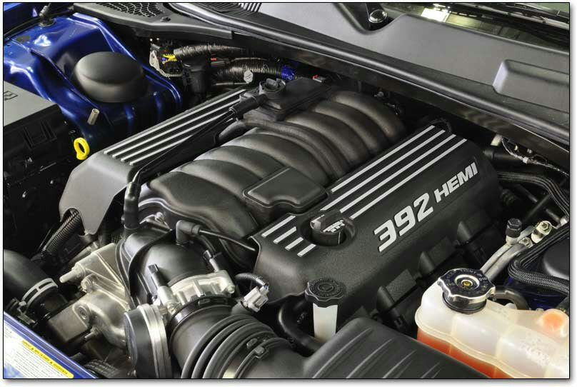 6.4 (392) Hemi Motor