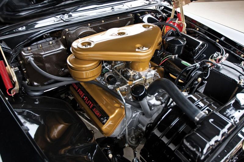1956 DeSoto Adventurer Hemi Motor
