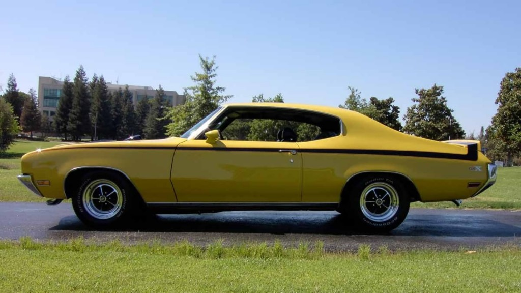 1970Yellow455Stage1RamAirBuickGSX-2