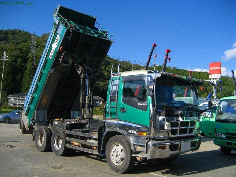 Isuzu GIGA 20 Light Dump