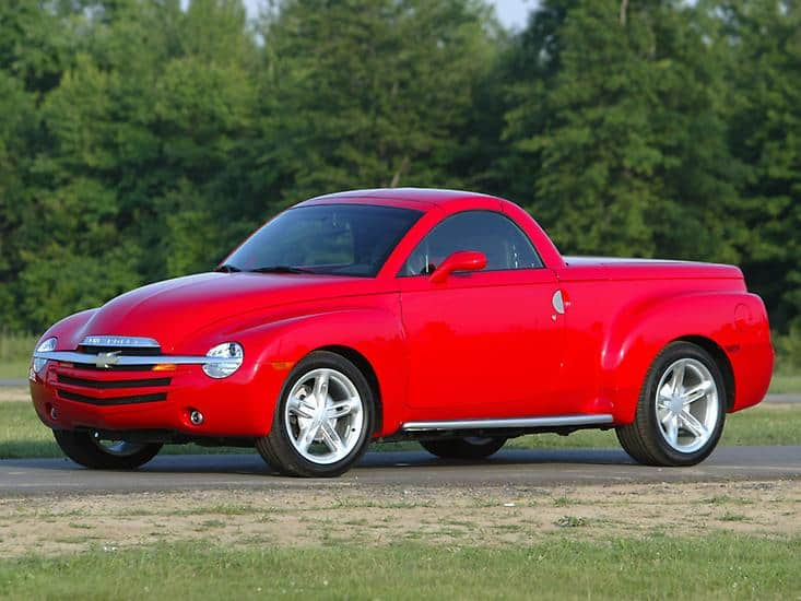 Used Truck Buying Guide - 2003 Chevy SSR
