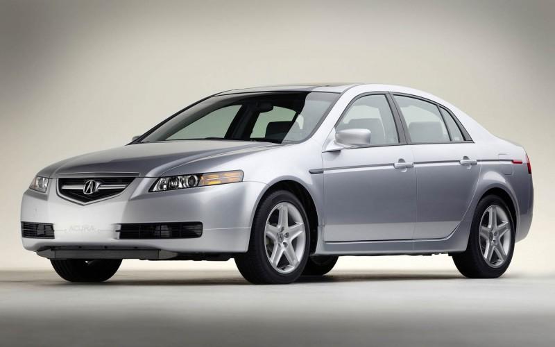 2004 Acura TL.