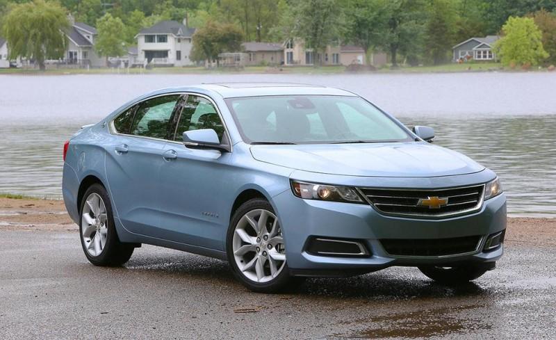 Cars that Depreciate the Most - Chevrolet Impala