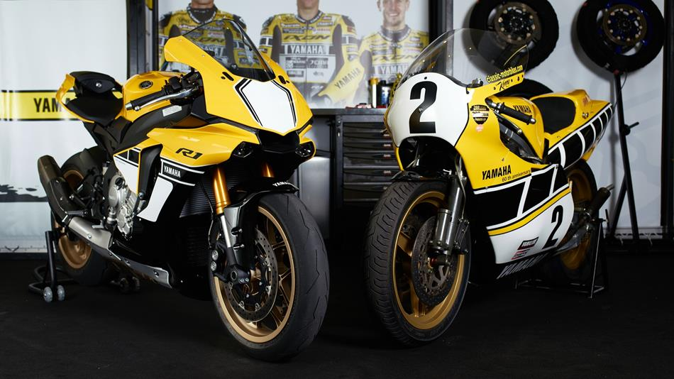 Yamaha R1 Anniversary Edition 4
