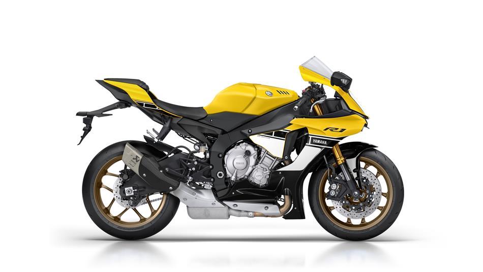 Yamaha R1 Anniversary Edition 6