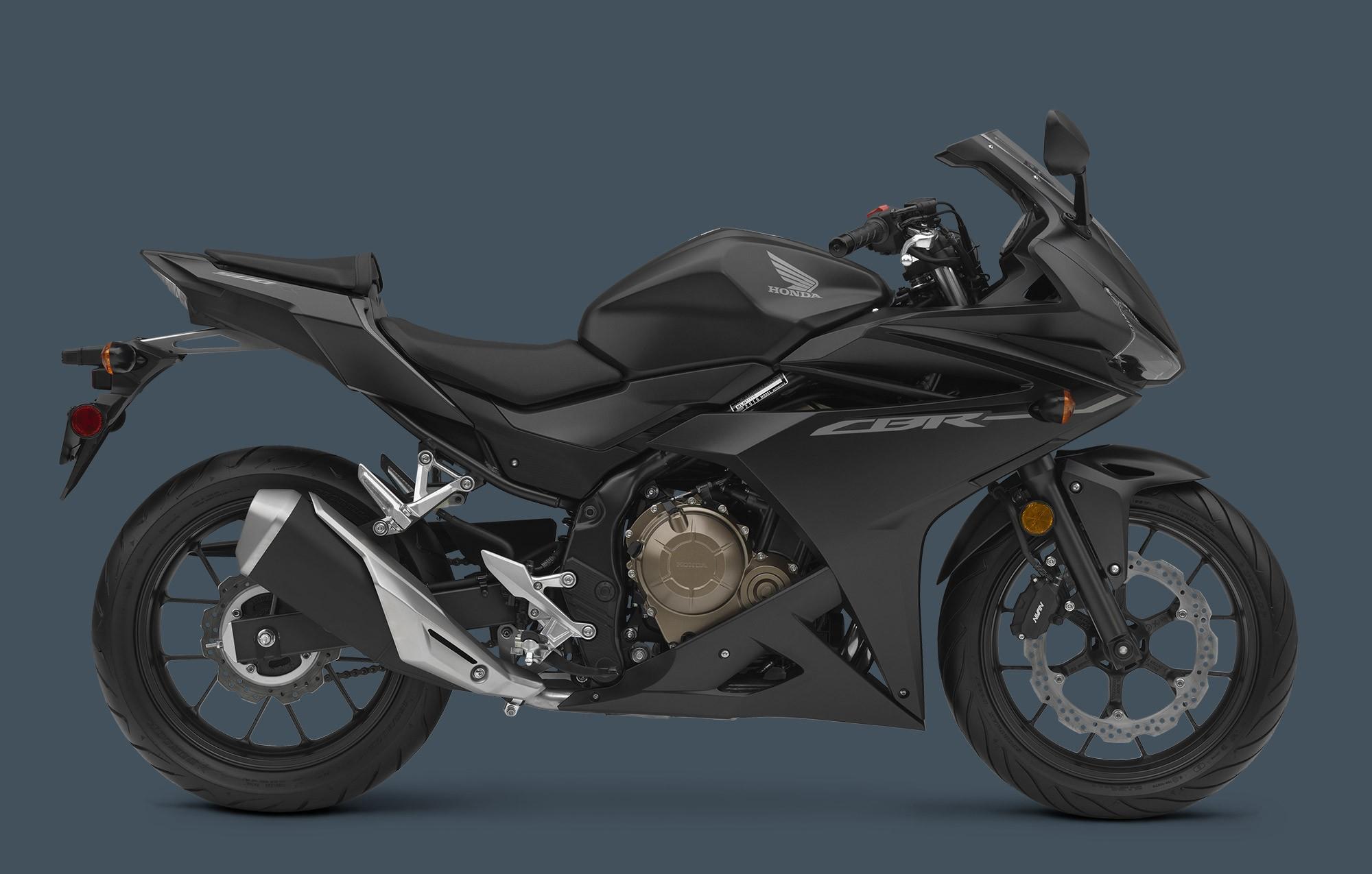 Honda CBR500R 2016 8