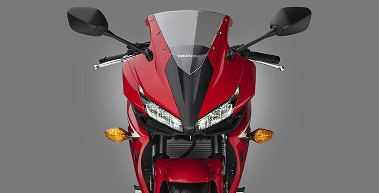 Honda CBR500R 2016 2
