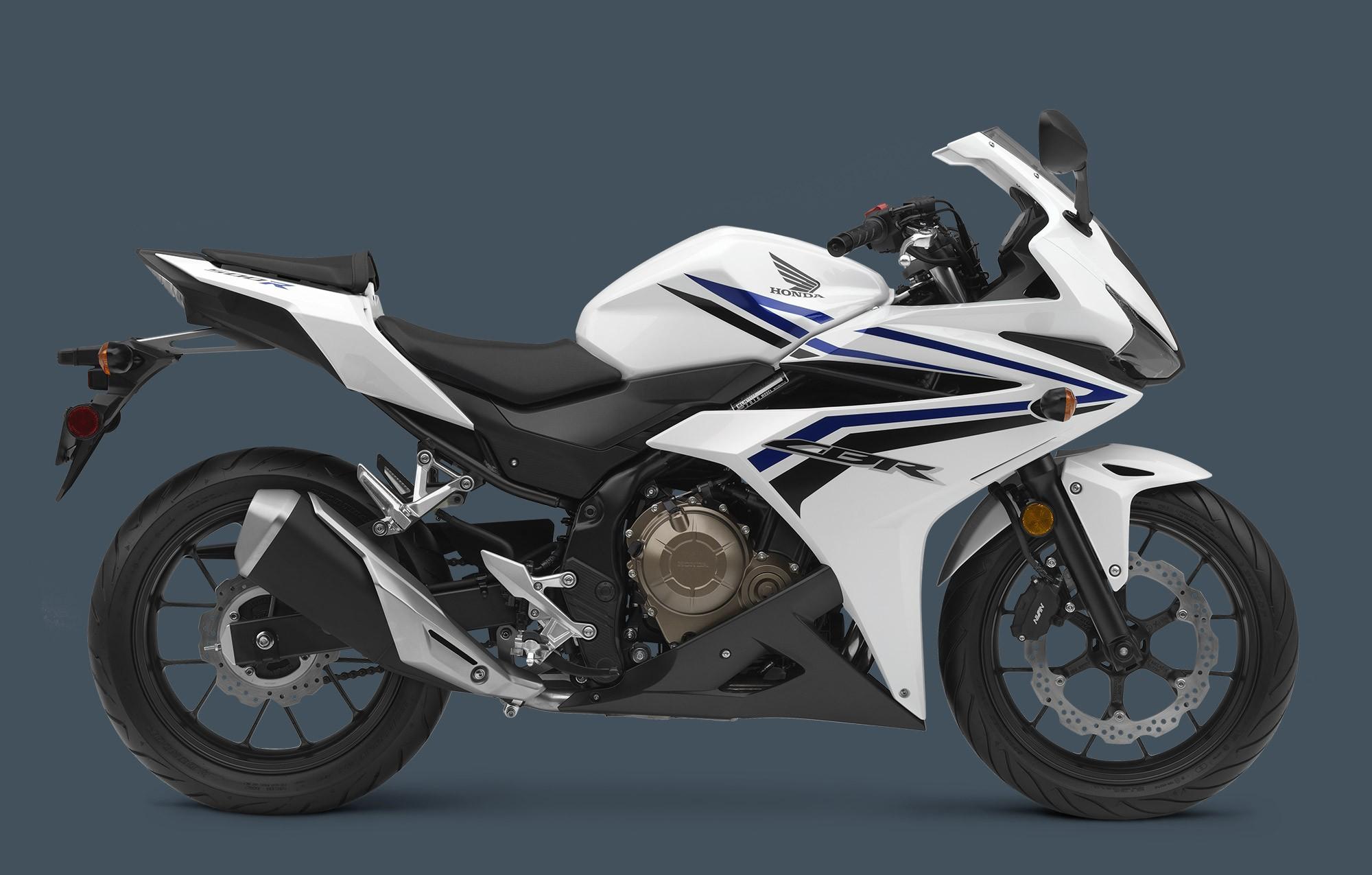 Honda CBR500R 2016 9
