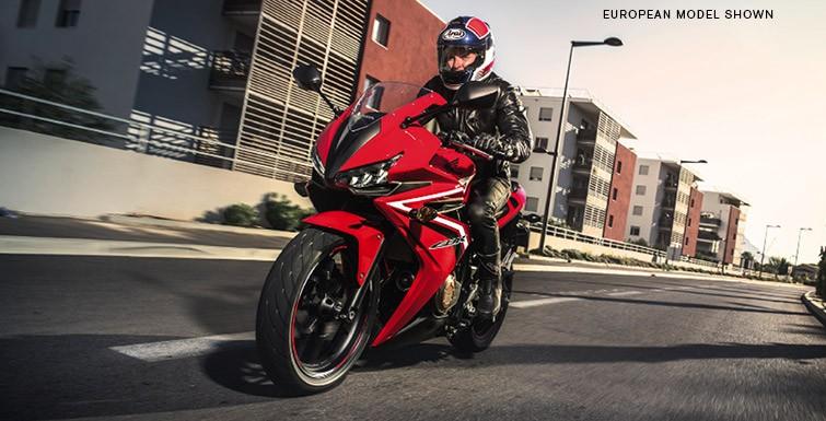 Honda CBR500R 2016 7