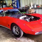 6 Cylinder C3 Vette Runs 8 Second Quarters