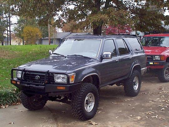 Cheap Off Road Cars - 4runner lifted