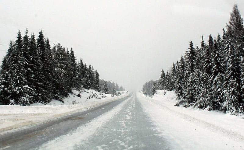 A Winter Road