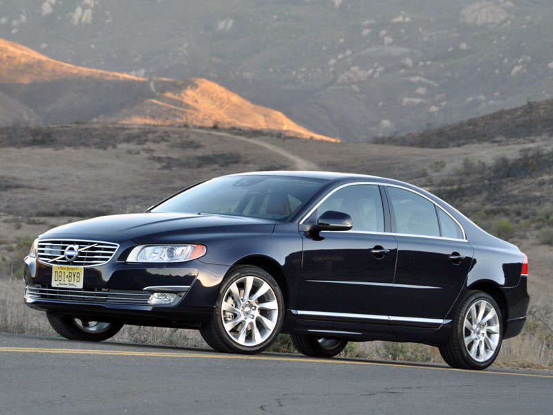Cars that Depreciate the Most - Volvo S80