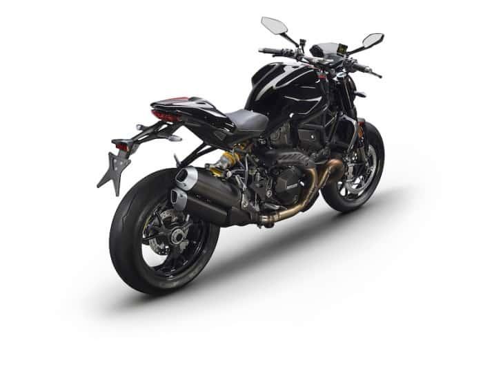 Ducati Monster 1200 R Black