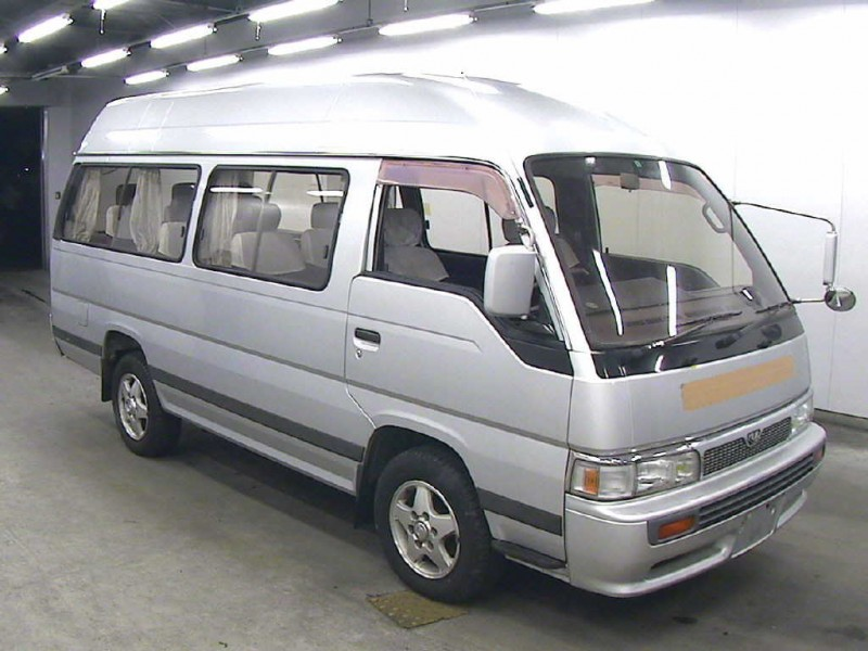 Nissan Homy Super Long