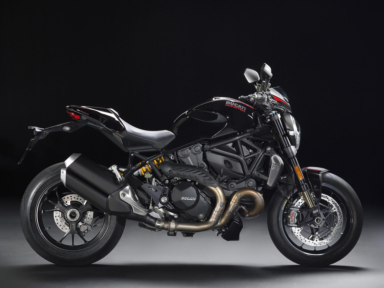 Ducati Monster 1200 R 5