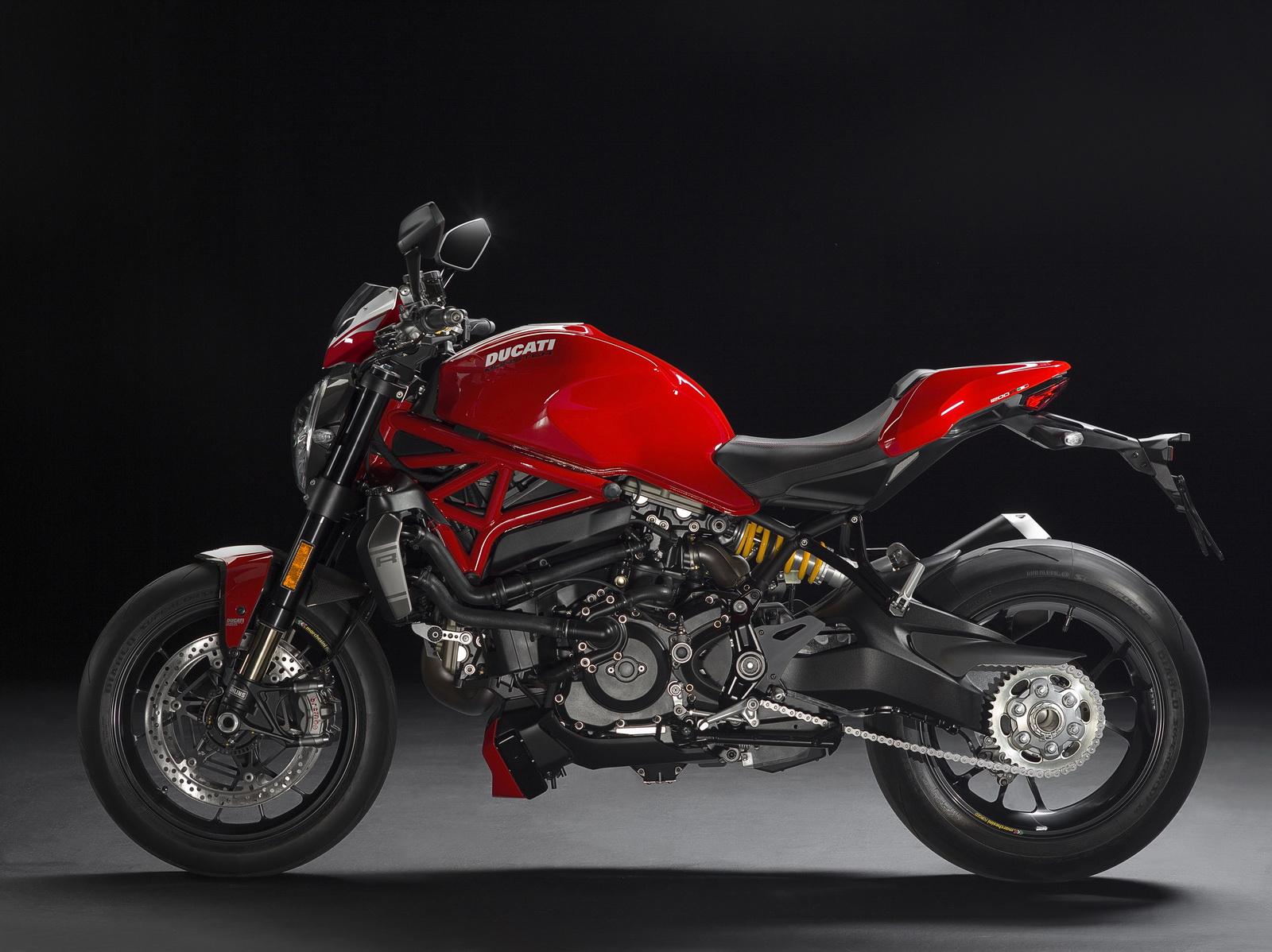 Ducati Monster 1200 R 3