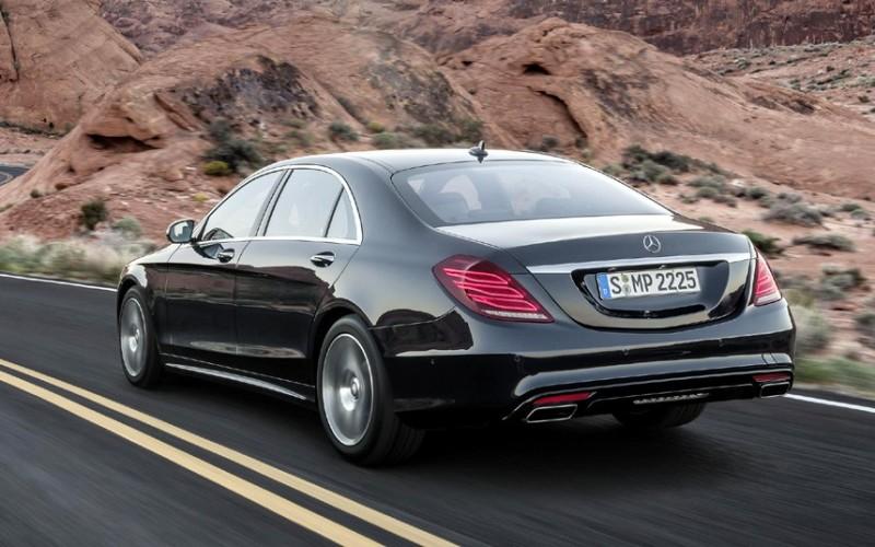 Cars that Depreciate the Most - Mercedes S-Class