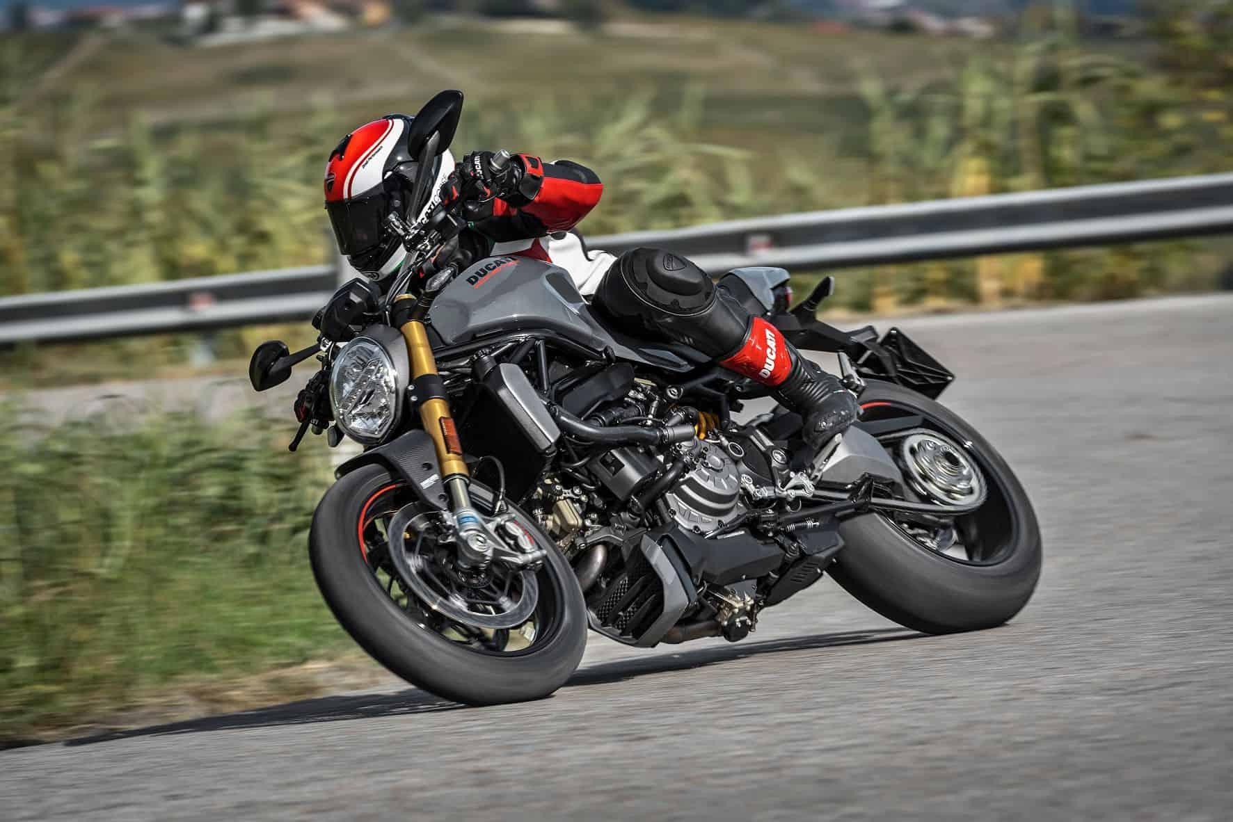 Monster 1200 S Test Ride