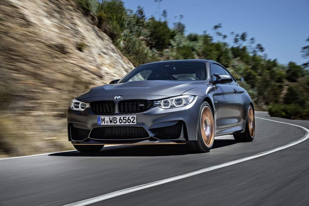 ... M4 GTS The Most Hard Core BMW Of Today And It Is The Car Which Can  Stack Up With The Greatest From The Past (like The M3 GTS, The M3 CSL And  Other).