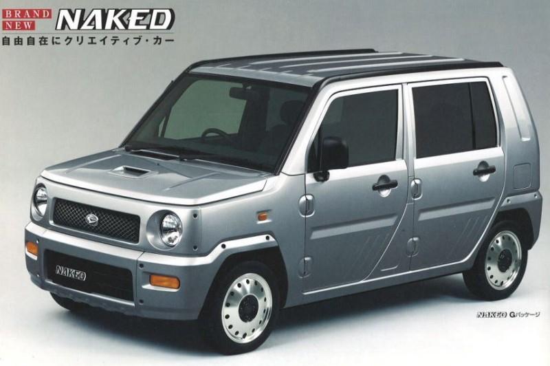 Funny Japanese Car Names 11