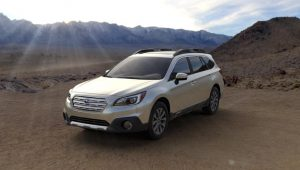 The Subaru Outback is one of the best AWD cars under $25k