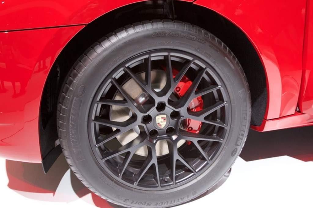 Porsche Macan GTS vs S Wheel