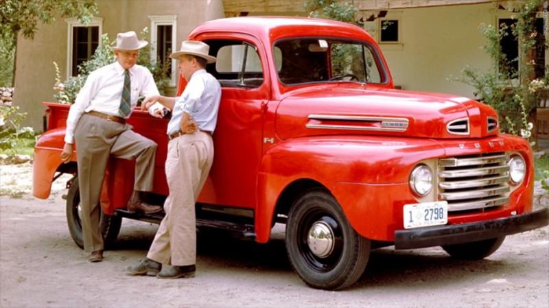 retouch truck