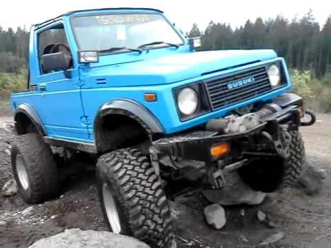 Cheap Off Road Cars - Suzuki Samurai