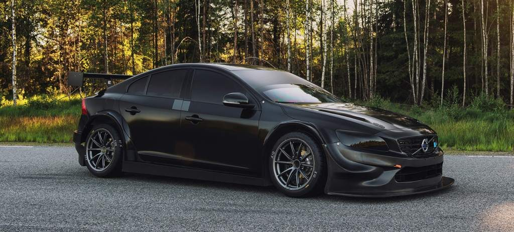 The Volvo S60 Polestar TC1 Is The Coolest Racing Car Volvo
