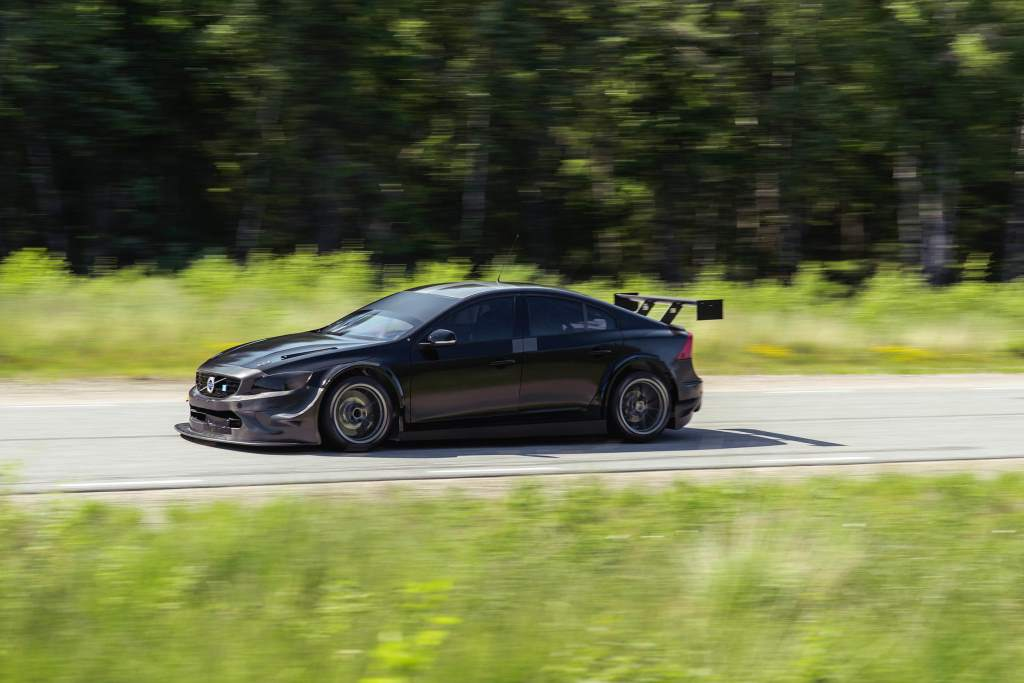The Volvo S60 Polestar TC1 Is The Coolest Racing Car Volvo Has Ever Made