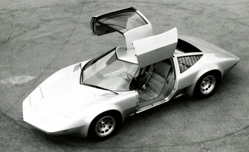 Corvette Prototype 7