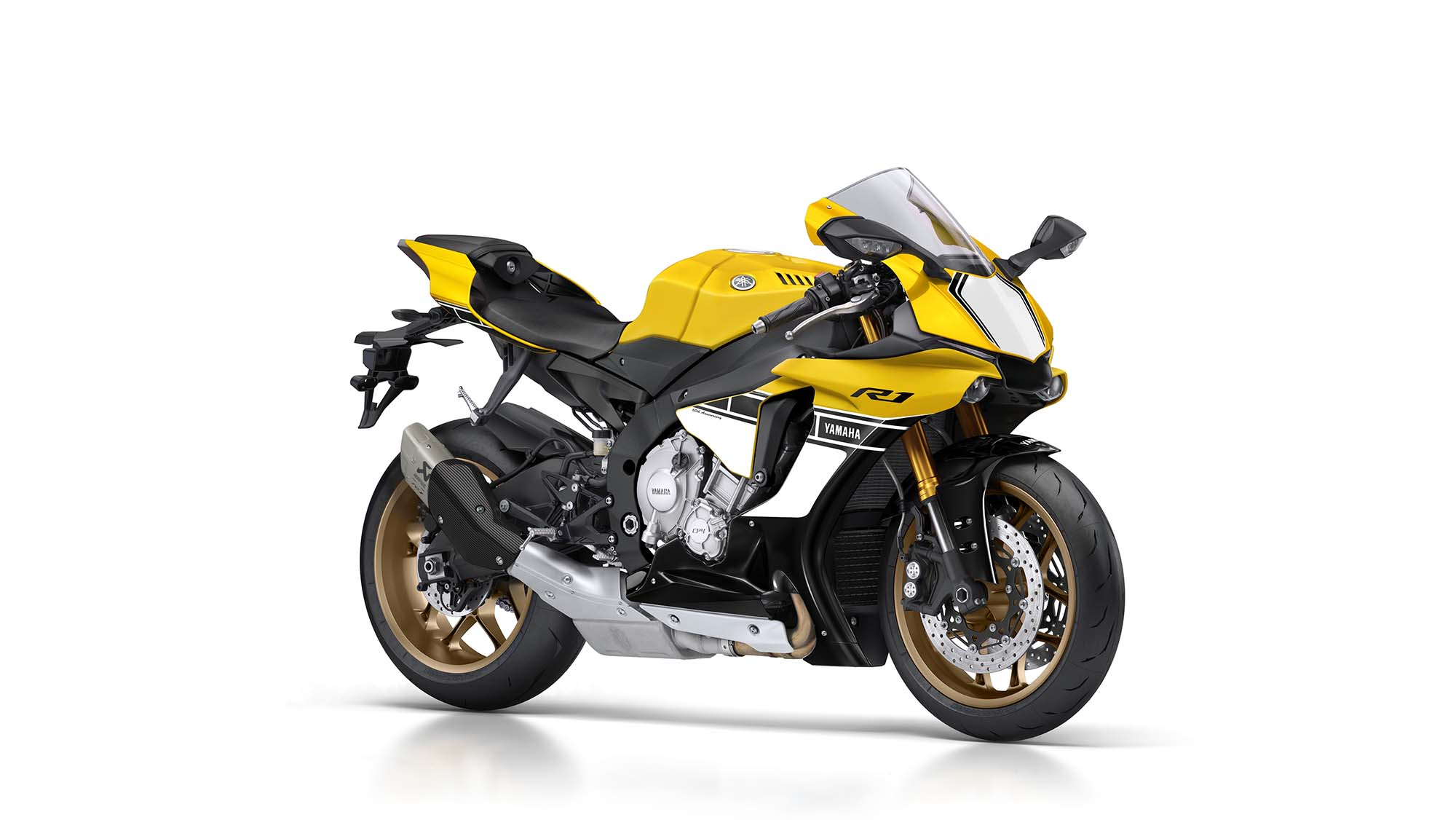 Yamaha R1 Anniversary Edition 1