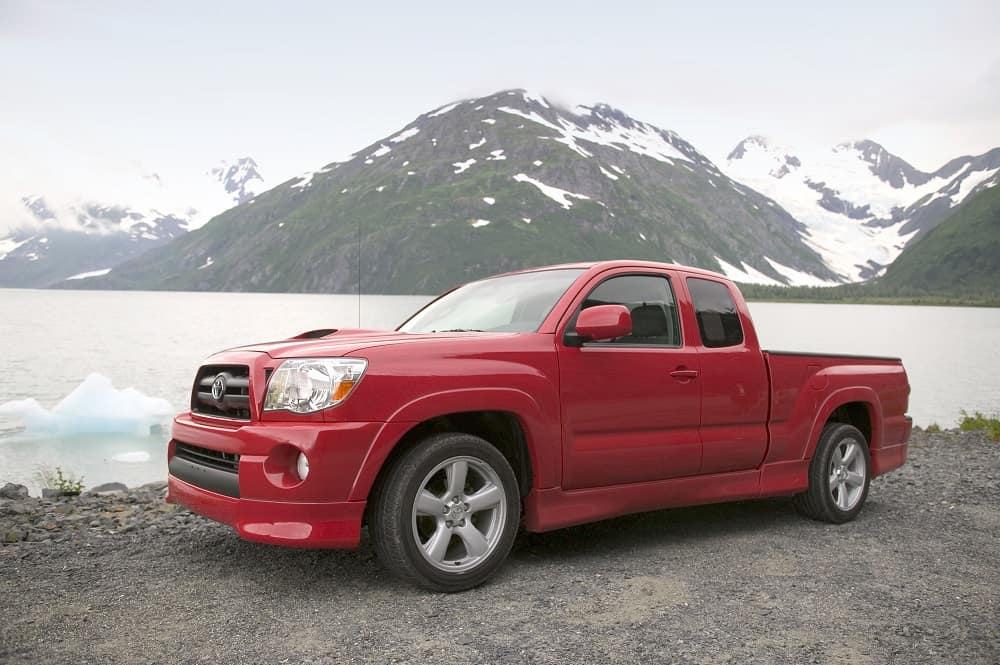 Performance Trucks - Toyota Tacoma XRunner
