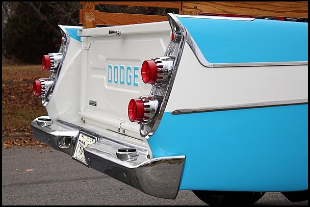 1957 Dodge Sweptline Truck