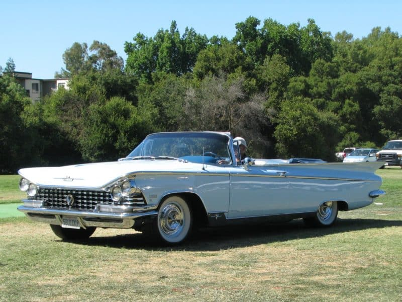 1959 Buick Electra Front Fins