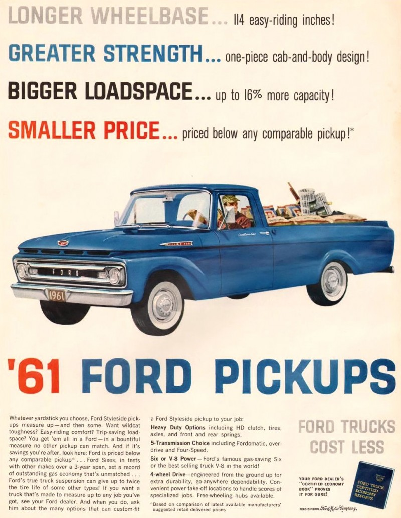 Facts About Ford Trucks 3