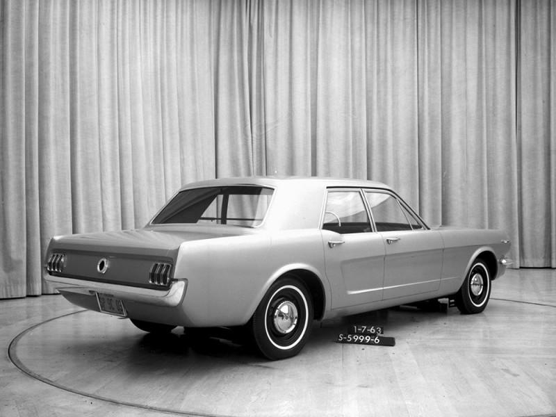 1964-Ford-Mustang-four-door-model