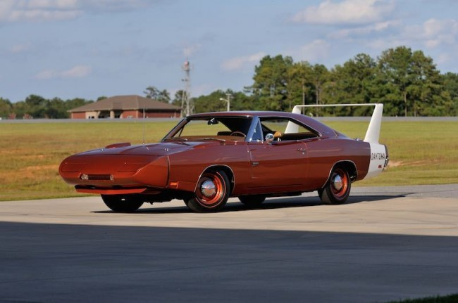 Muscle Car 1969 Dodge Hemi Daytona