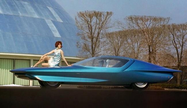 Concept car 1969_Buick_Century_Cruiser_concept car